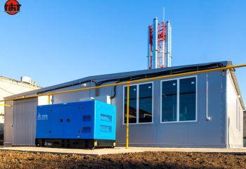 Газовая блочно-модульная котельная