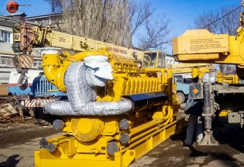 Газопоршневые генераторные установки CAT